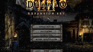 Diablo 2 - Gul Rune Drop - Holy Grail (Single Player / Plugy)