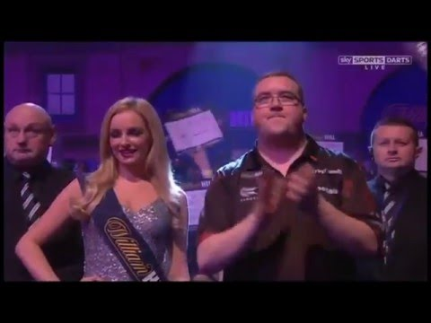 Walk On - Stephen Bunting | WC2016 Round 2