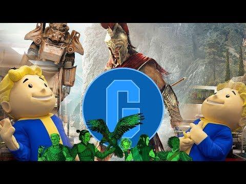 Такой Fallout нам не нужен! Монетизация Assassin's Creed. Microsoft что-то готовит