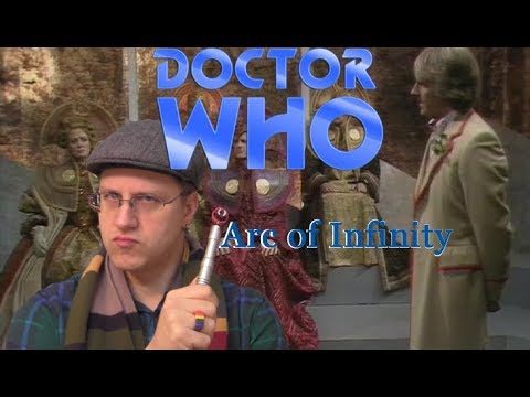 Doctor Who Classic Review - Arc of Infinity