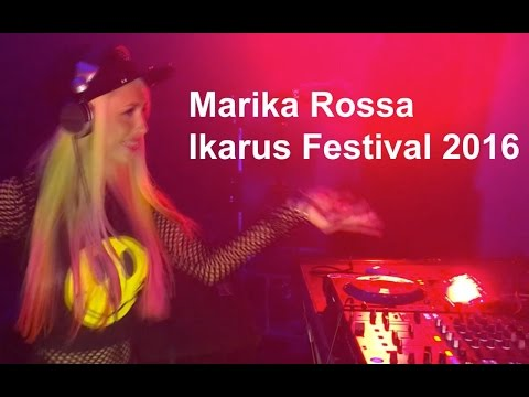 Marika Rossa  @ Ikarus Festival, Memmingen, Germany  4.06.2016 vol2