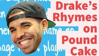 Rap Tips From Drake 39 S Pound Cake Rhyme Schemes Analysis