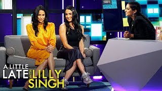 Young Girls Ask the Bella Twins Their Most Burning Questions