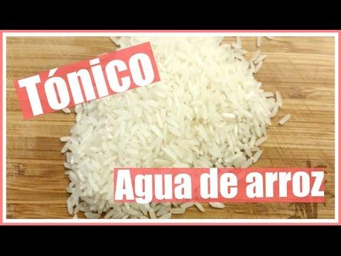TÓNICO DE AGUA DE ARROZ PARA PIEL GRASA, COMBATE ACNÉ Y MANCHAS  ♦ consaboraKaFé
