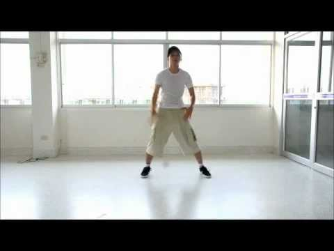 How To gangnam Style Dance Tutorial [thai],สอนเต้น Gangnum Style video