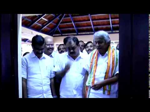 Kerala Forest Research Institute - Inaugurating new initiatives by Oommen Chandy