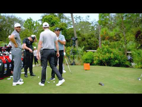 GAPR Stinger Challenge ft. Tiger Woods | TaylorMade Golf Europe