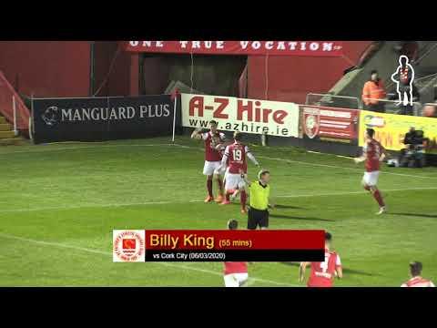 Goal: Billy King (vs Cork City 06/03/2020)