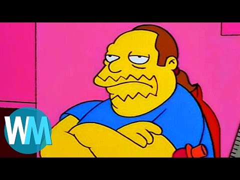 Top 10 Biggest Jerks in Animated TV