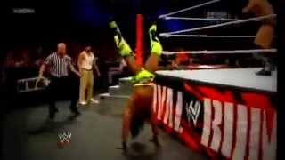 WWE Royal Rumble 2012 Highlights - 30 Man Royal Rumble Match