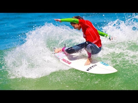 2016 Santa Cruz Pro Highlights: Men & Women Share Fun on Second Day in Portugal