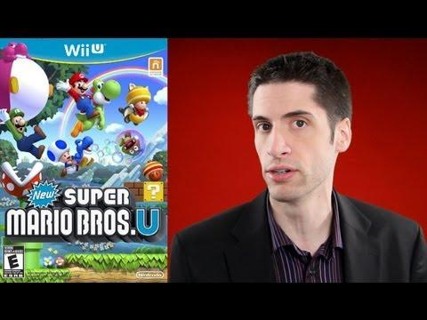 New Super Mario bros U game review