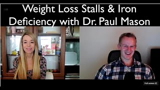 Weight Loss Stalls & Iron Deficiency with Dr. Paul Mason