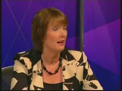 Sarah Palin attack by Britain's Harriet Harman Deputy Leader