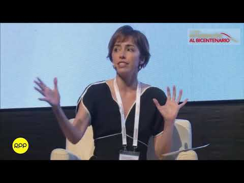 I Foro Integración al Bicentenario - Jimena Ledgard