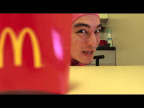 WEIRD MCDONALD'S RAP