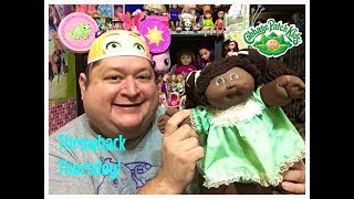 1984 Cabbage Patch Kid Doll Review✨- Throwback Thursday!