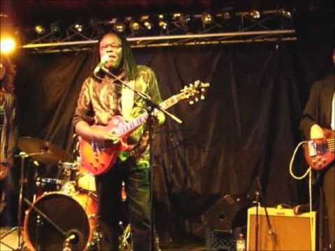 Joe Louis Walker - Live @ Treasure Lake Ski Lodge 3-29-12