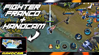 HANDCAM FRANCO FIGHTER 😍 | HOOKS MONTAGE  | WOLF XOTIC