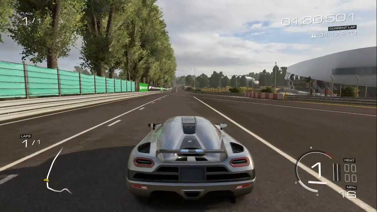 What The Fastest Car In Forza Horizon