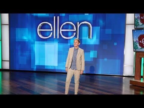 Ellen Reviews Vintage Tips on How to Get a Husband