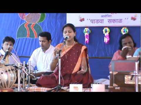 Vocal Class In Pune -sampada Thite Is Singing Bhupali & Bhajan ,accomp.kumar & Sanjay Karandikar video