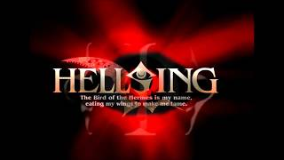 Monster of God Hellsing Ultimate (lyrics)