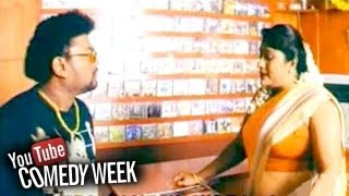 Kannada Hasya - Babu Gives Blue Film CD - Sudeep - Kannada Top Scenes