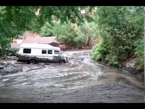 Manitou Springs Flood 7-1-2013