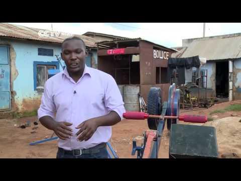 Passion & Creativity in Wakaliwood, Uganda - Ramon Film Productions