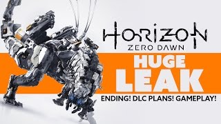 WARNING: Major Leak for HORIZON: ZERO DAWN - The Know Game News