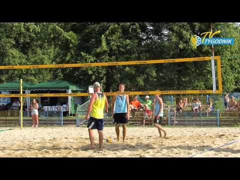 Mistrzostwa Polski Juniorów W Siatkówce Plażowej Krapkowice 2013 - Eliminacje Do Finału