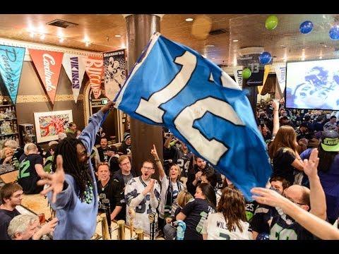 Seattle Seahawks win Super Bowl 48!