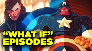 Thanos Joining Avengers? Marvel WHAT IF Episodes Explained!
