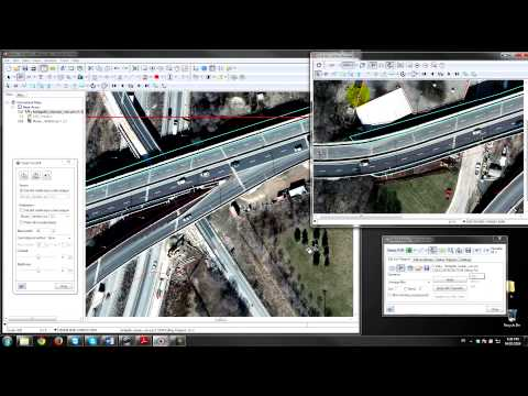 Live DEM Editing and Smart GeoFill - Complex Overpasses (Part 2) - (No need for Photoshop)