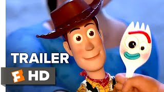 Toy Story 4 International Trailer   'Freedom'   Movieclips Trailers