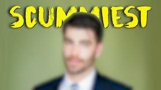 The Scum of YouTube