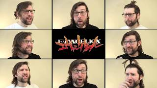 Neon Genesis EVANGELION Intro Theme A cappella: A Cruel Angel's Thesis ?????????