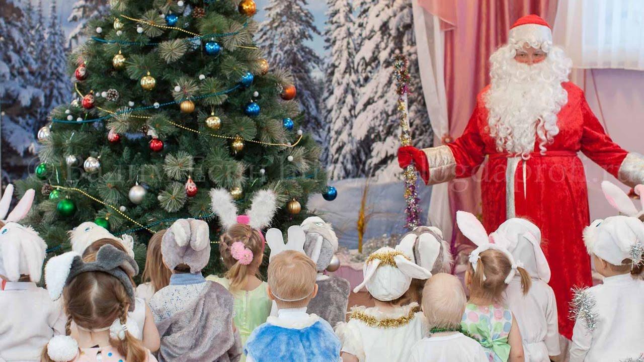 Фото новогодний утренник в детском саду
