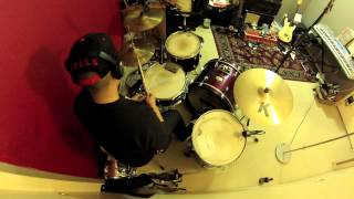 Brighter by Paramore (Phil Florendo Drum Cover)