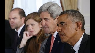 """""""The Final Year"""": An Inside Account of Diplomacy in the Obama Administration"""