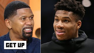 Jalen Rose picks Giannis over LeBron as his NBA MVP favorite | Get Up