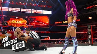 Infamous injury hoaxes: WWE Top 10, Oct. 8, 2018