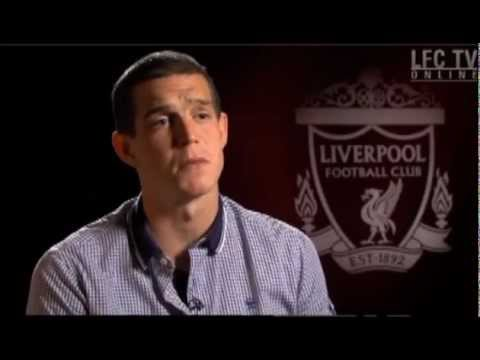 Daniel Agger on new deal 05/10/12