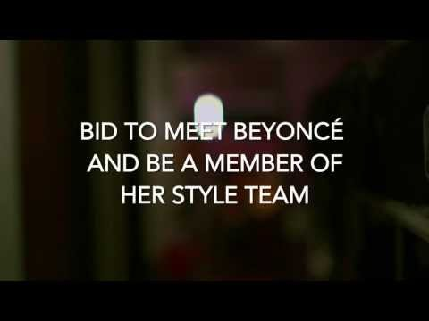 The Mrs. Carter Show, Charity Auction Music Videos