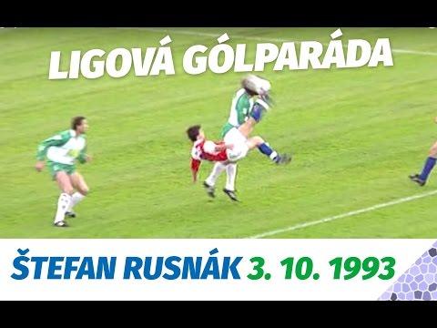 Ligová gólparáda - Štefan Rusnák