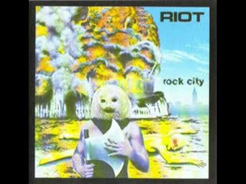 Riot - This Is What I Get