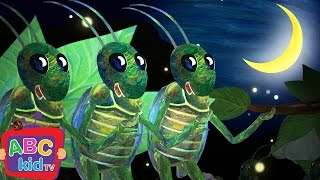 Cricket Alphabet Song - ABC Song for Children