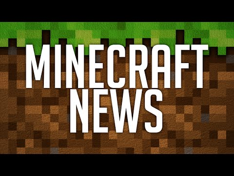 Minecraft News: NEW BUD BLOCK, NEW STRUCTURE BLOCKS, AND MORE!