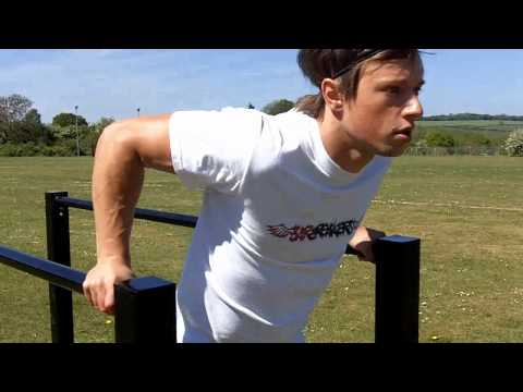 Pull Ups and Dips - Beginner to Perfect Form